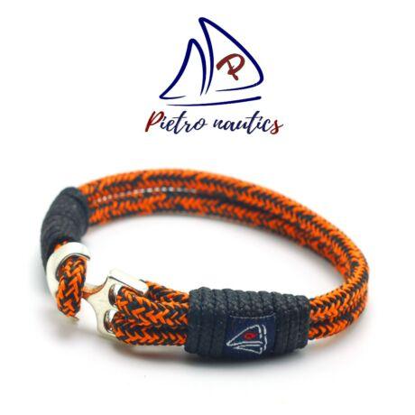 pietro-nautics-neon-narancs-fekete-cirmos-mintas-vitorlas-karkoto-horgonyos-4mm-2soros