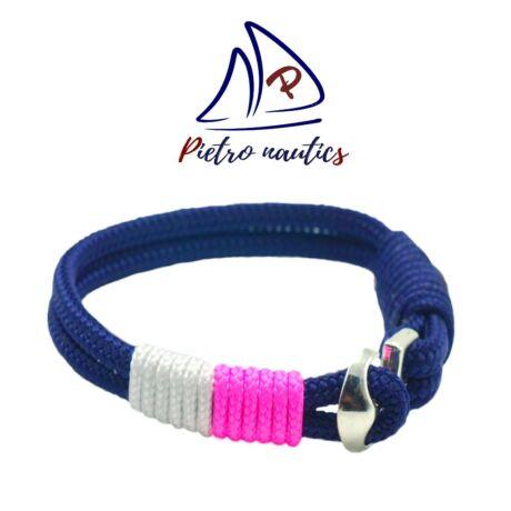 pietro-nautics-sotetkek-vitorlas-karkoto-feher-neon-rozsaszin-atkotessel-4mm-horgonyos-2soros