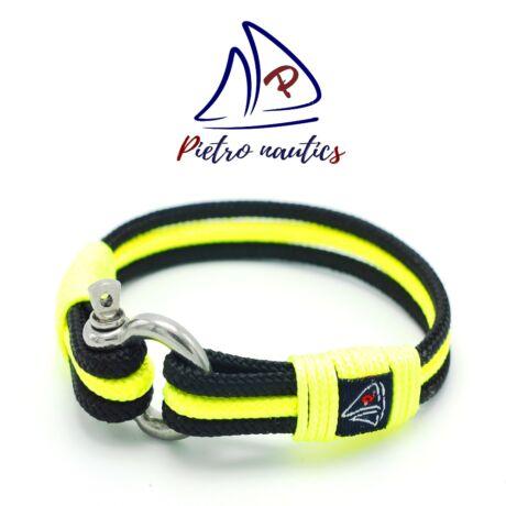 pietro-nautics-fekete-neon-sarga-szinu-vitorlas-karkoto-3mm-seklis-3soros