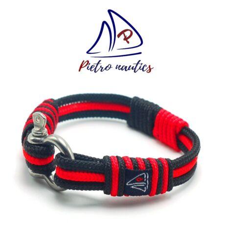 pietro-nautics-fekete-piros-szinu-vitorlas-karkoto-3mm-seklis-3soros