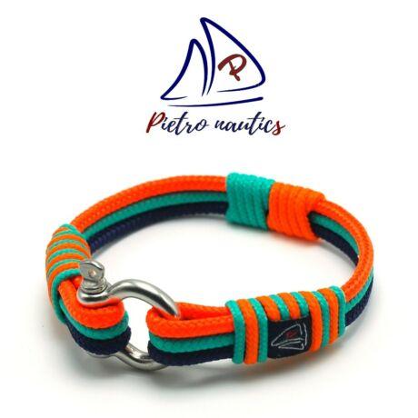 pietro-nautics-neon-narancs-turkiz-sotetkek-szinu-vitorlas-karkoto-3mm-seklis-3soros