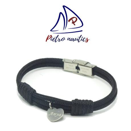 pietro-nautics-anya-feliratos-fekete-szinu-kotel-karkoto-3mm-orakapoccsal