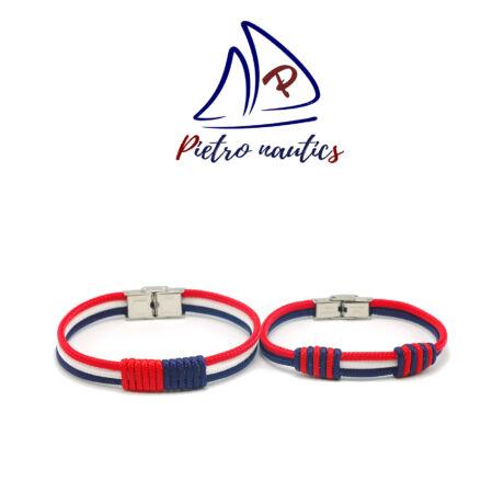 pietro-nautics-sotetkek-feher-piros-szinu-vitorlas-karkoto-duo-3mm-orakapoccsal-3soros-2soros