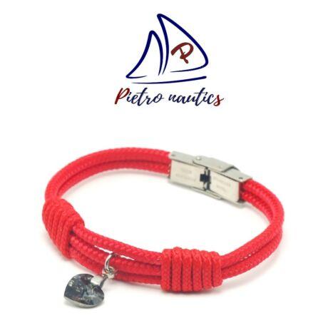 pietro-nautics-piros-szinu-vitorlas-karkoto-szurke-swarovski-szivvel-3mm-orakapcsos